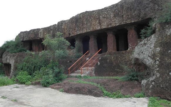 Kharosa-Caves