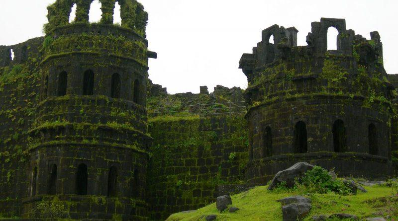 Raigad Fort - Raigad Fort Maharashtra