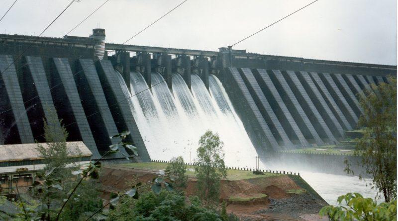 Koyana dam