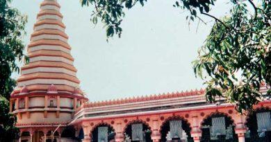 Pawas-swami swaroopanand samathi math