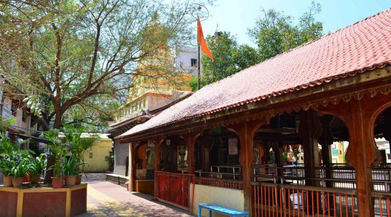 Theur ganapati temple