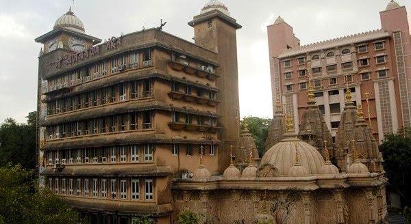 swaminarayan temple dadar mumbai